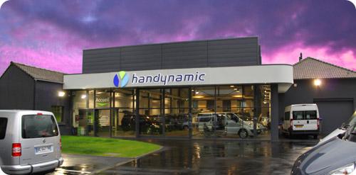 Handynamic, les voitures accessibles