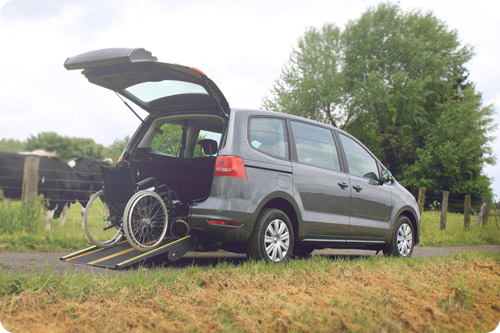 Le Volkswagen Sharan PremiumAccess