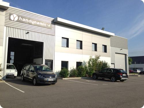 Découvrez notre nouvelle agence Handynamic à Lyon