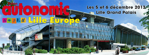 Rendez vous avec handynamic au salon autonomic lille for Salon autonomic lille