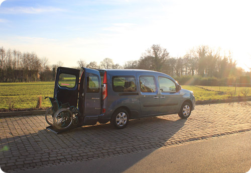 Le Grand Kangoo HappyAccess
