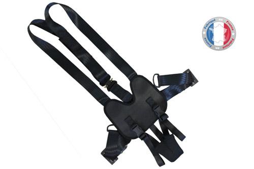 Le harnais H'Veste est fabriqué en France !