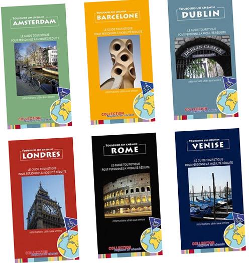 Les guides touristiques Toujours un chemin