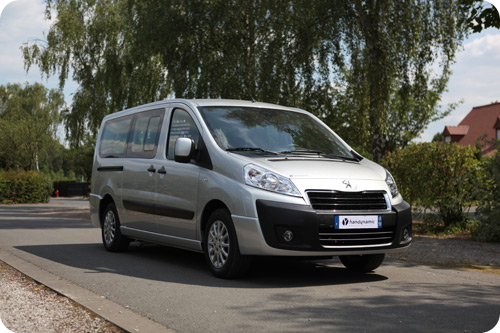Le Peugeot Expert allie habilement confort, accessibilité et convivialité.