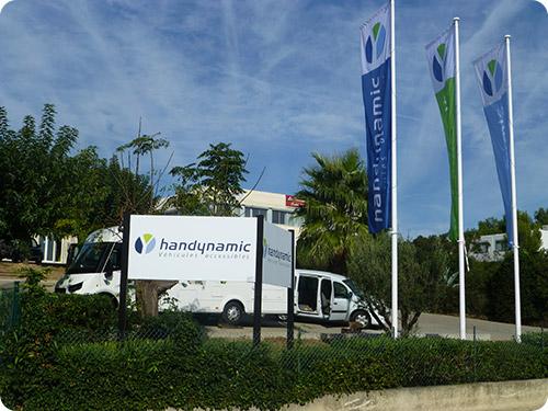La nouvelle agence Handynamic Marseille sous le soleil ...