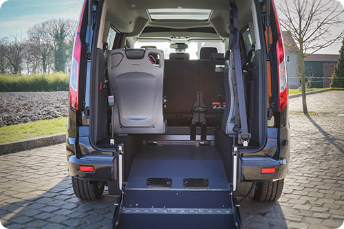 Avec les sièges Triflex, retrouver une modularité exceptionnelle !