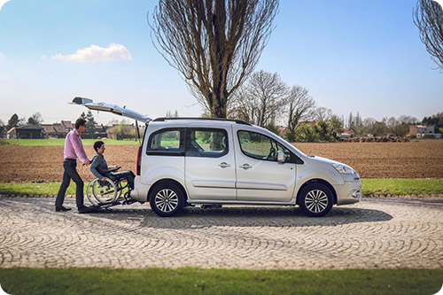 Le Peugeot Partner XL HappyAccess est hyper accessible !