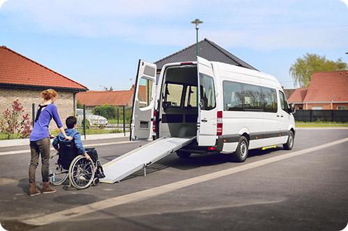 Le transport adapté, pas toujours de qualité ...