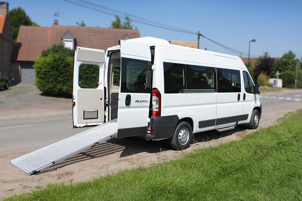Transport Adapté à La Demande, à Qui S'adresser ?