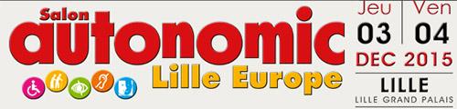 Rendez-vous au salon Autonomic Lille 2015