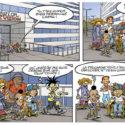 La Bande à Ed, Une Série De BD Qui Casse Les Tabous Du Handicap