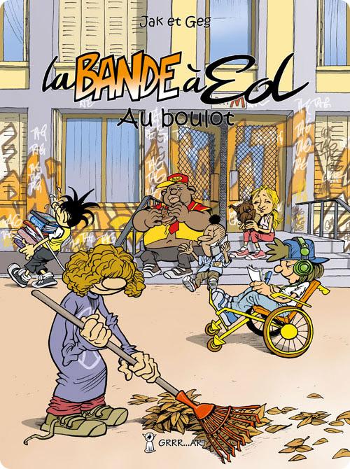 La Bande à Ed, le handicap décoiffant !