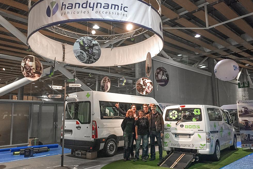 Handynamic, Présent Au Salon Autonomic Lille 2015!