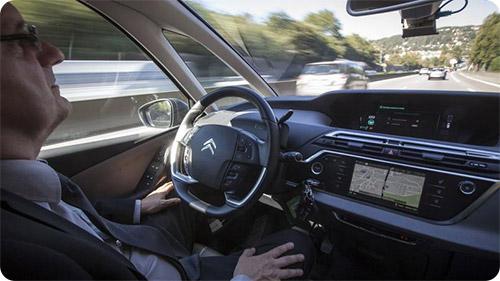 Les voitures autonomes, un rêve pour les personnes handicapées