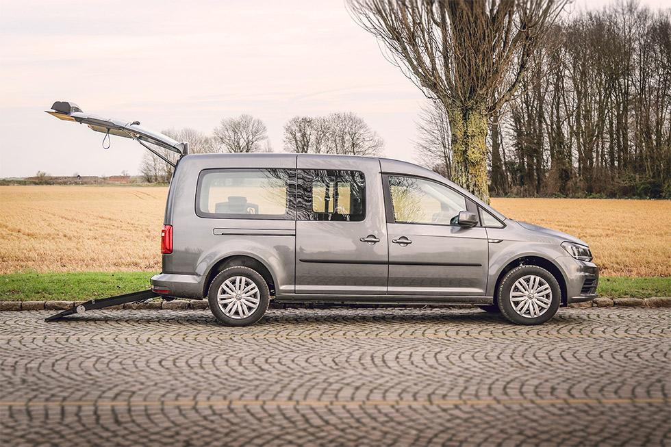 Nouveau Volkswagen Caddy Maxi Xtra HappyAccess, Un Premier Test Convaincant !