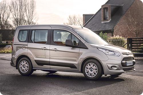 Le nouveau Ford Tourneo Connect dévoile ses charmes...