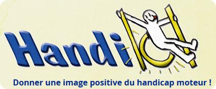 Le logo positif d'Handilol !