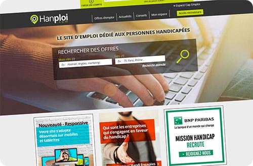 Le nouveau site d'Hanploi.com