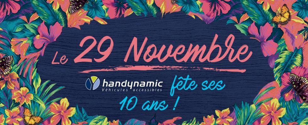 Handynamic Fête Ses 10 Ans!