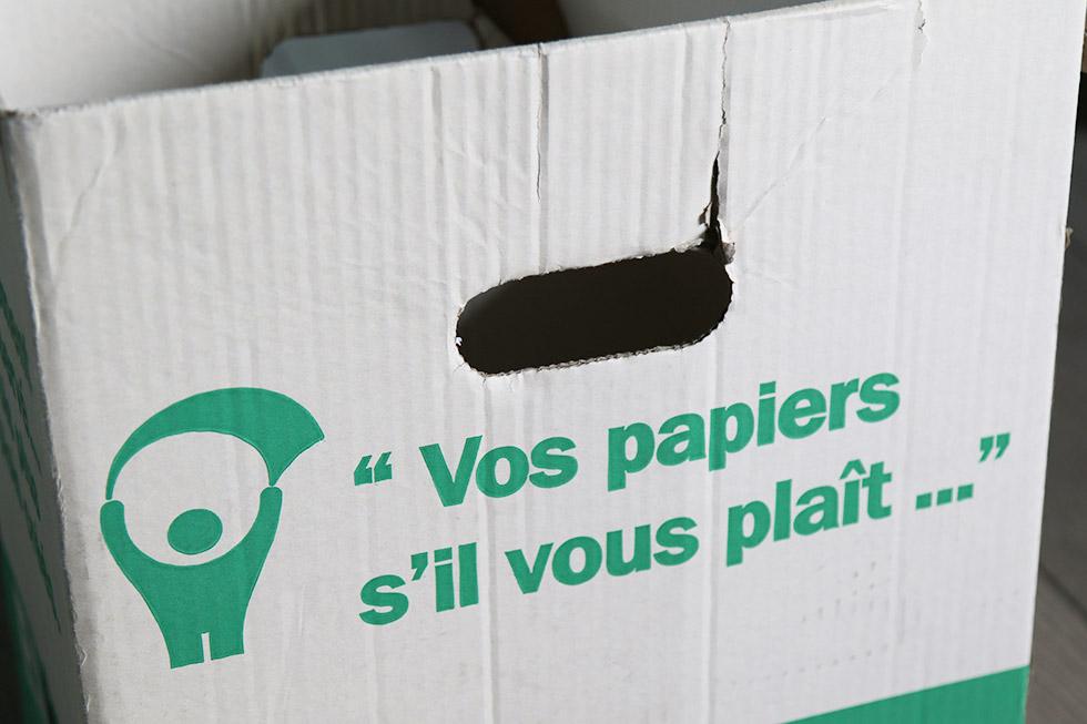 Recyclez Vos Paspiers, C'est Bon Pour La Planète !