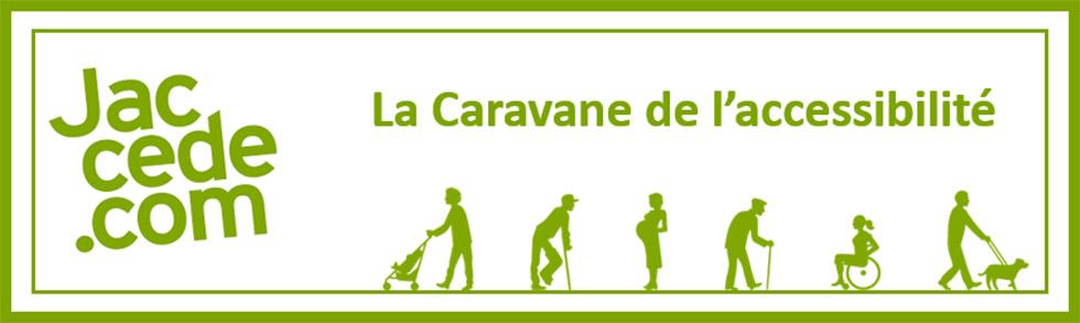 La Caravane De L'accessibilité Prend La Direction Du Nord…