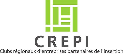 Le logo officiel des CREPI