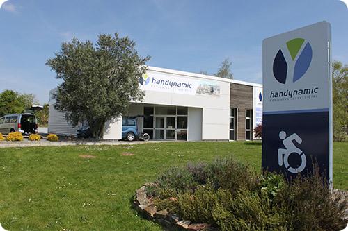 Voici la nouvelle agence Handynamic Rennes !