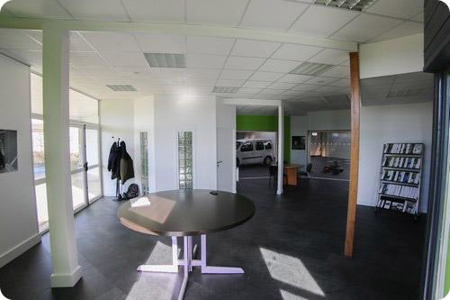 De nouveaux locaux plus chalreureux à Rennes !