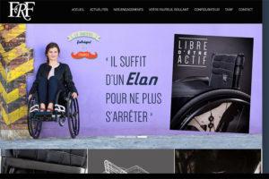 Découvrez le fauteuil roulant français, vraiment made in France