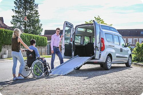 Le nouveau Fiat Doblo XL Ecoline SimplyAccess
