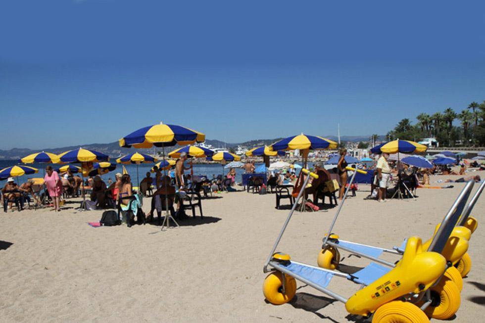 A L'approche De L'été, Préparez Vos Vacances Avec Handiplage.fr