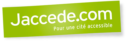 Le logo de l'association Jaccede