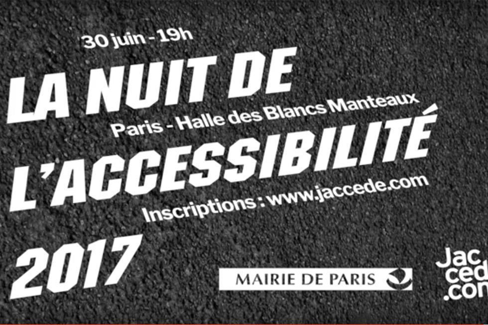 Vivez Sport Avec La 7ème Nuit De L'accessibilité De Jaccede !