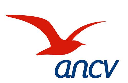 Le logo de l'ANCV...