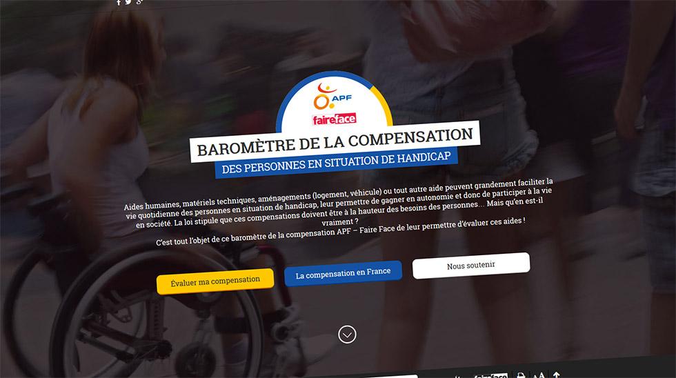 Évaluez La Compensation Du Handicap En France Avec L'APF