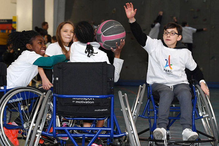 Les Jeux de Paris, un coup de projecteur sur l'inclusion des personnes handicapées ?