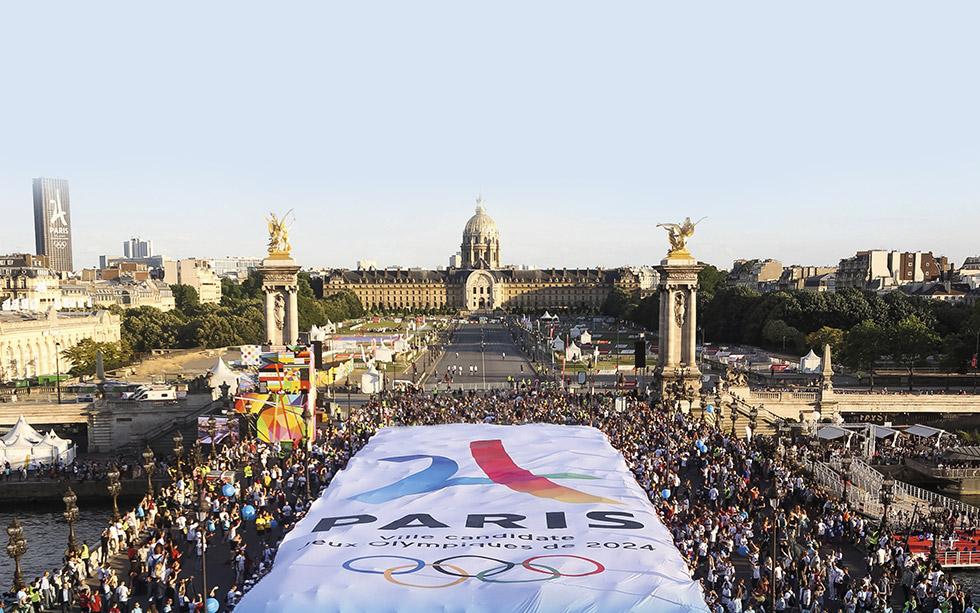 Les Jeux De Paris 2024 Sont Ils Une Opportunité Pour L'accessibilité ?