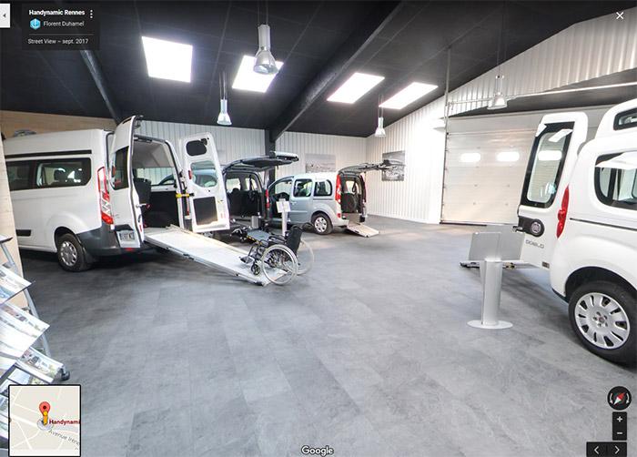 Visitez le showroom de notre agence de Rennes