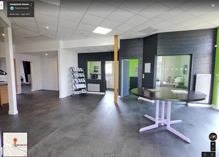 Découvrez les bureaux lumineux de notre agence de Rennes