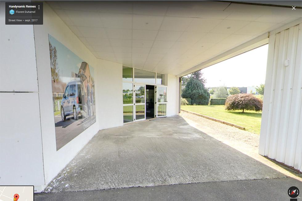Visite Virutelle De L'agence Handynamic Rennes