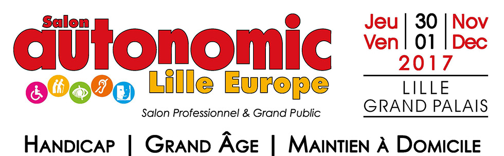 Handynamic sera pr sent au salon autonomic lille 2017 for Salon autonomic lille