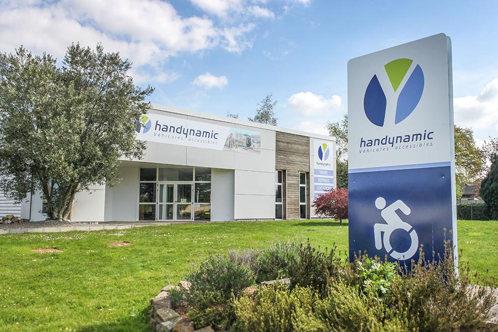 La nouvelle agence Handynamic à Rennes