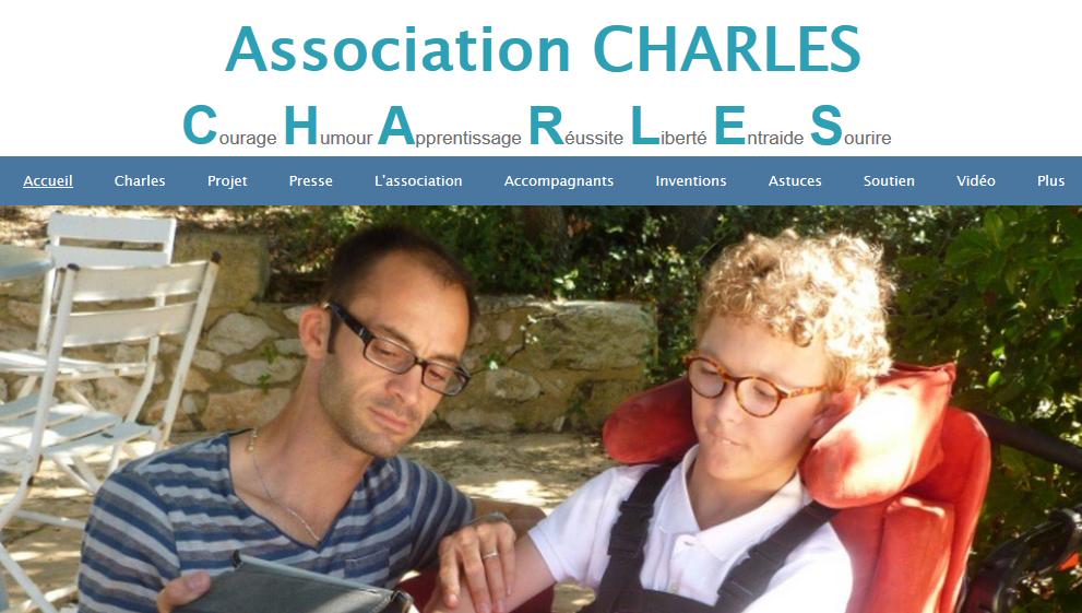 CHARLES, Une Association Pour Aider Les Enfants IMC à Progresser !