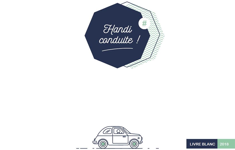 Livre Blanc Handiconduite Pour Guider Les Personnes Handicapées Souhaitant Conduire