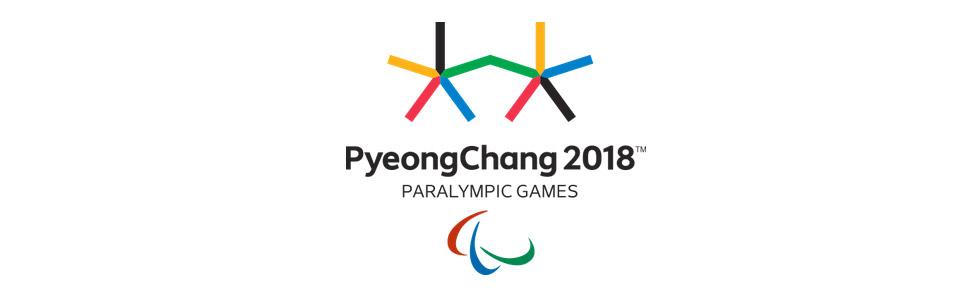 Le logo des Jeux Paralympiques d'hiver 2018