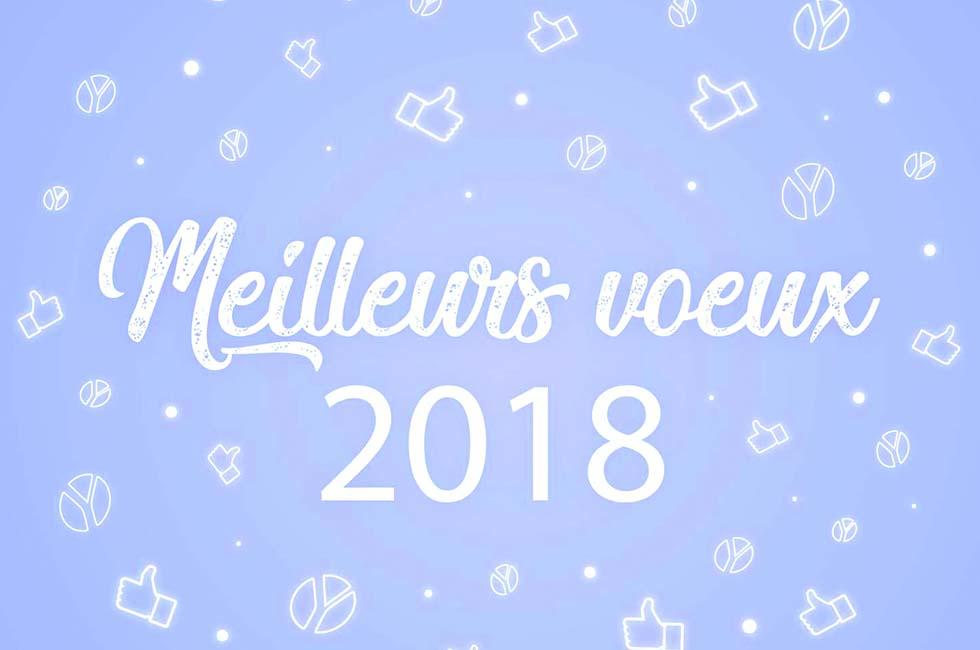 Meilleur Voeux 2018