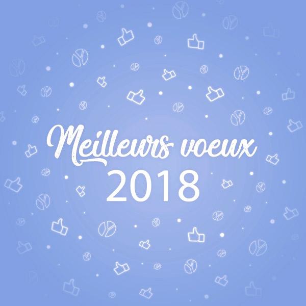 Handynamic vous souhaite une bonne année 2018