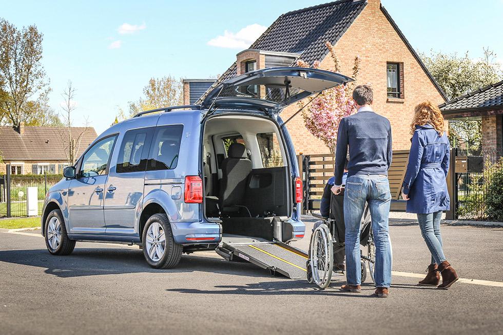Acheter une voiture accessible neuve, chez Handynamic !