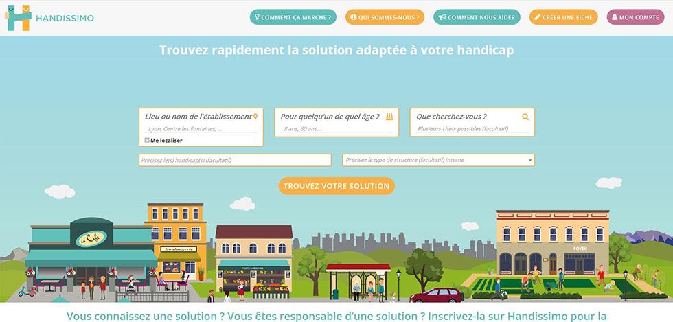 Handissimo, Le Guide Des Solutions Pour Personnes Handicapées
