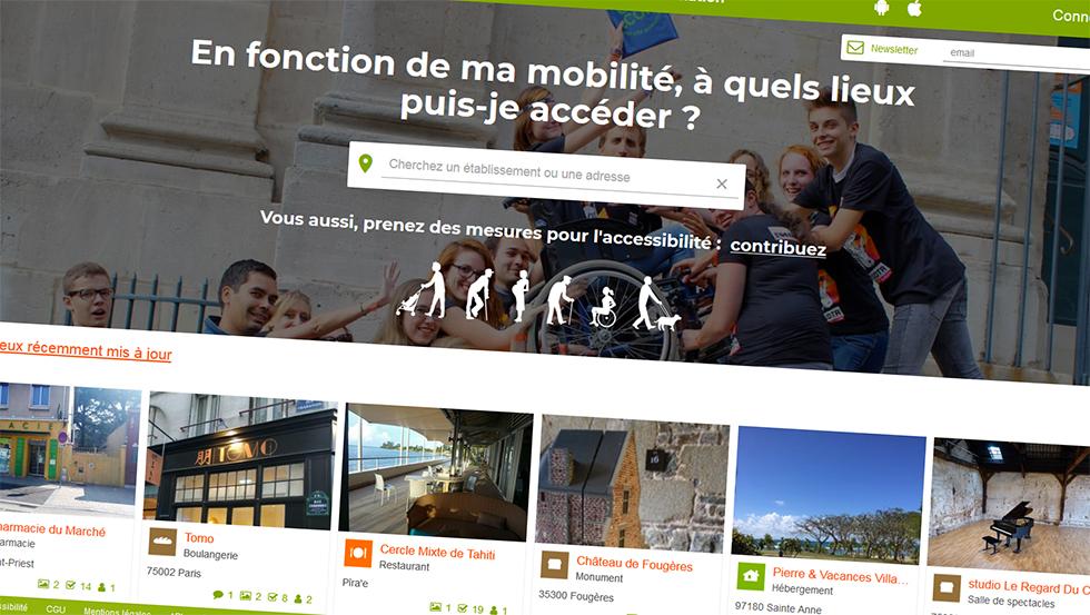 Jaccedes.com, une innovation au service la mobilité